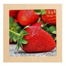 Saveur fraise